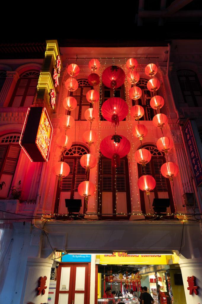 Pagoda Street, Chinatown