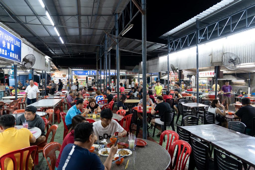 Riverside Hawker Centre, Batu Pahat