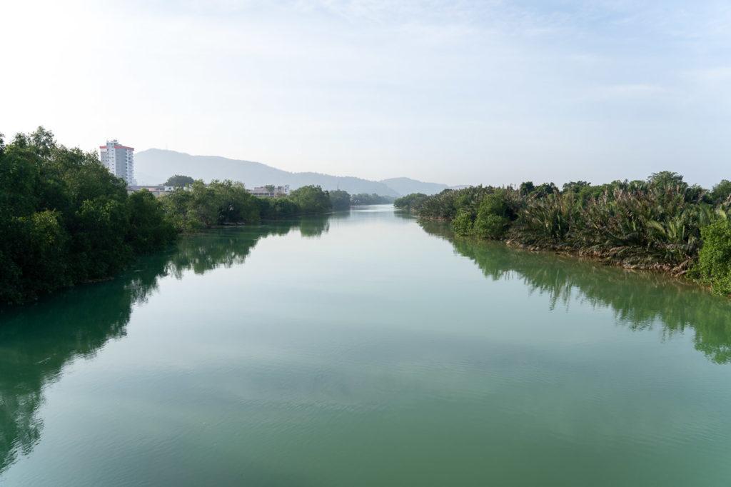 Batu Pahat River