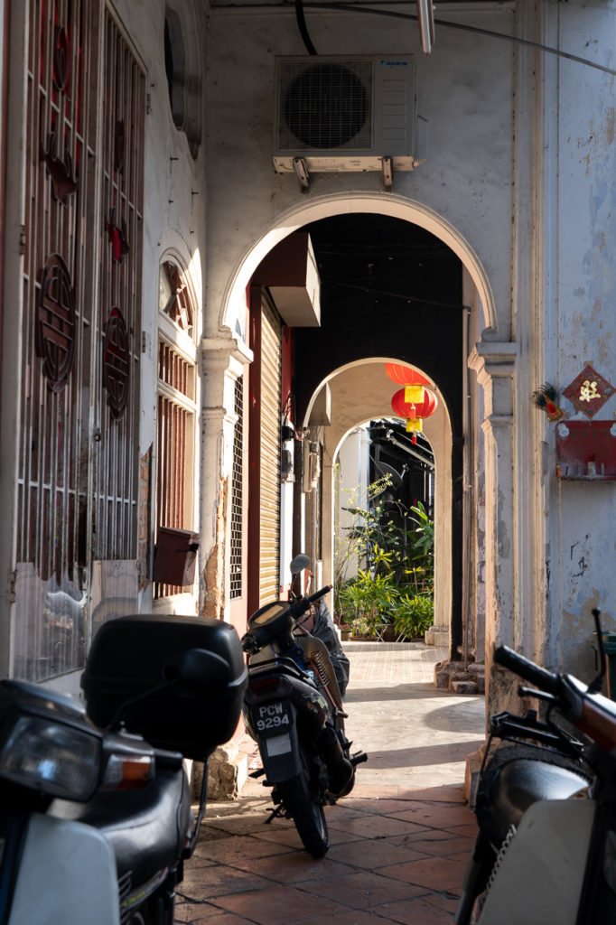 Love Lane, George Town, Penang