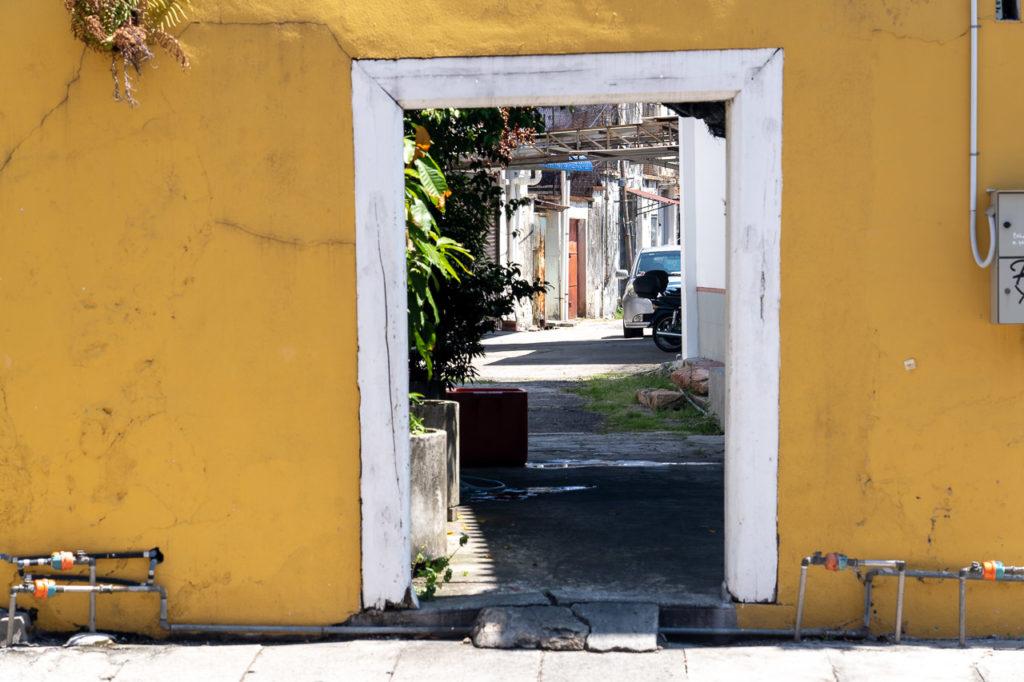 Gat Lebuh Chulia, George Town, Penang