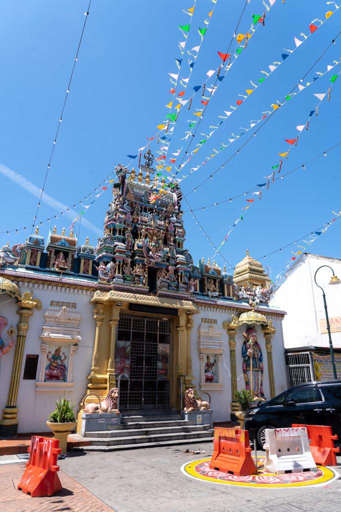 Sri Mahamariamman Temple, George Town, Penang