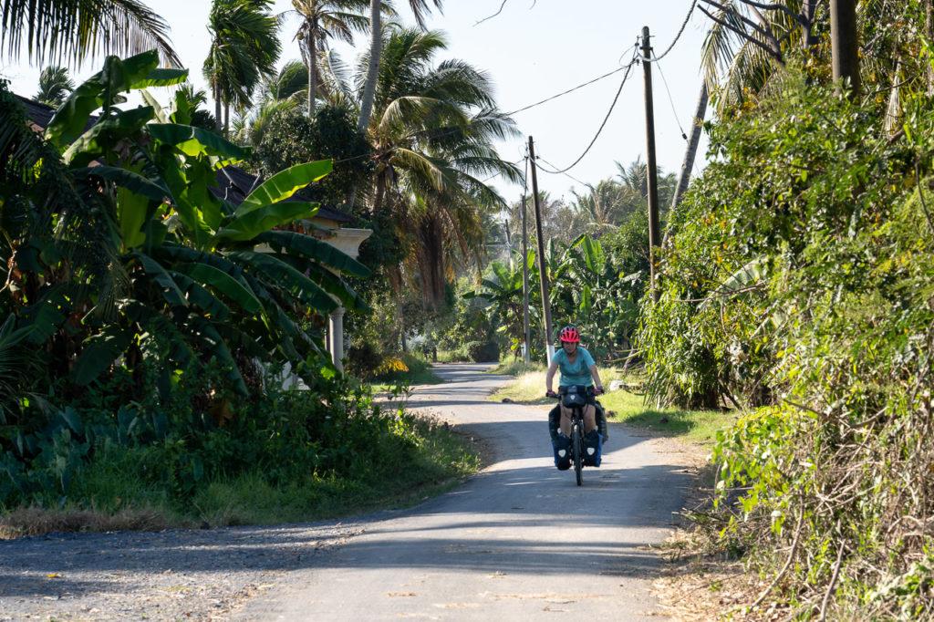 Johanna at Kota Sarang Semut
