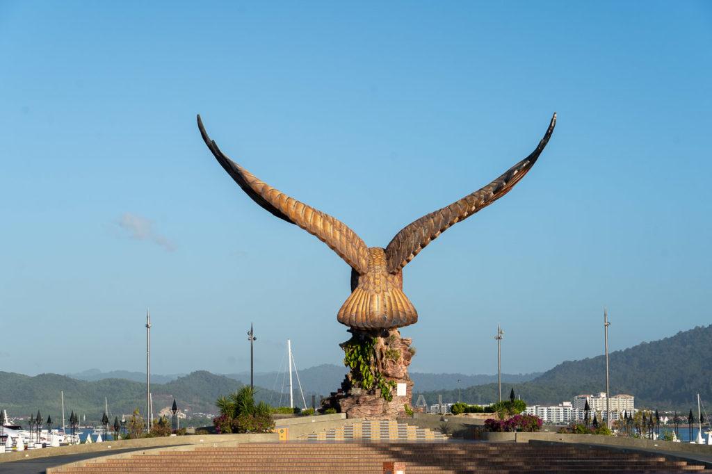 Dataran Lang (Eagle Square), Langkawi