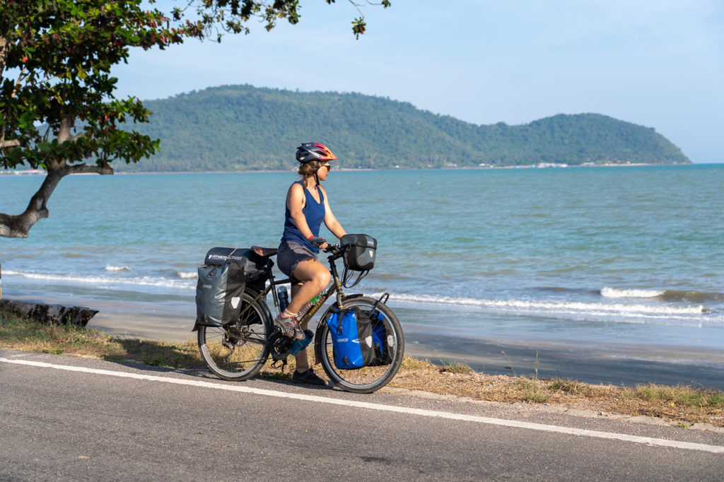 Johanna at Mae Ram Phueng Beach