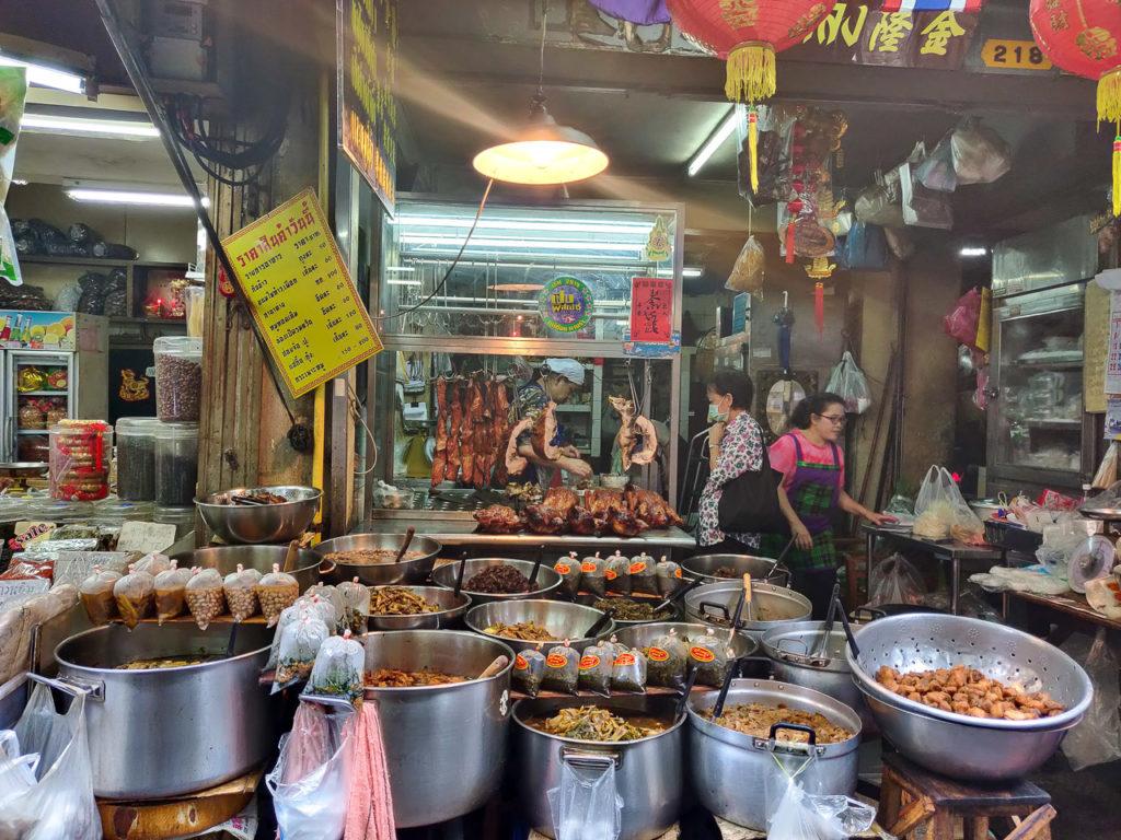 Soi Itsara Nuphap, Chinatown, Bangkok
