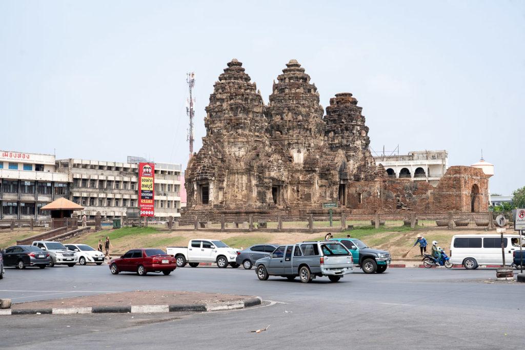 Prang Sam Yot, Lopburi