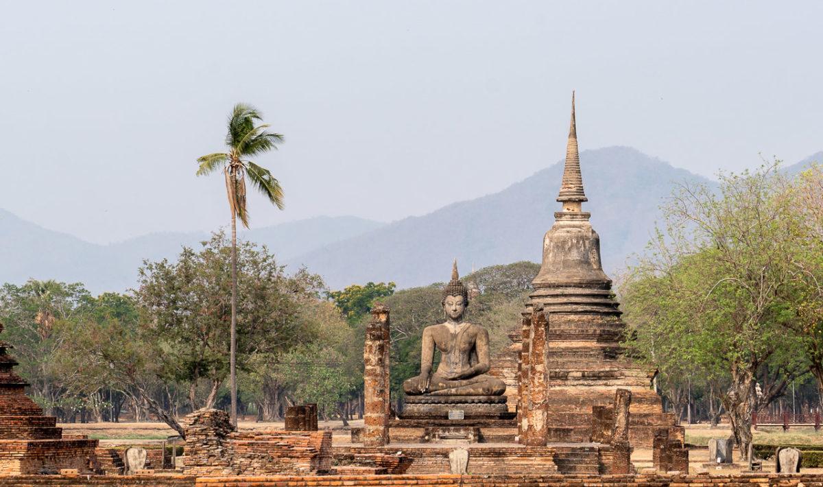 Wat Mahathat, Sukhothai Historical Park