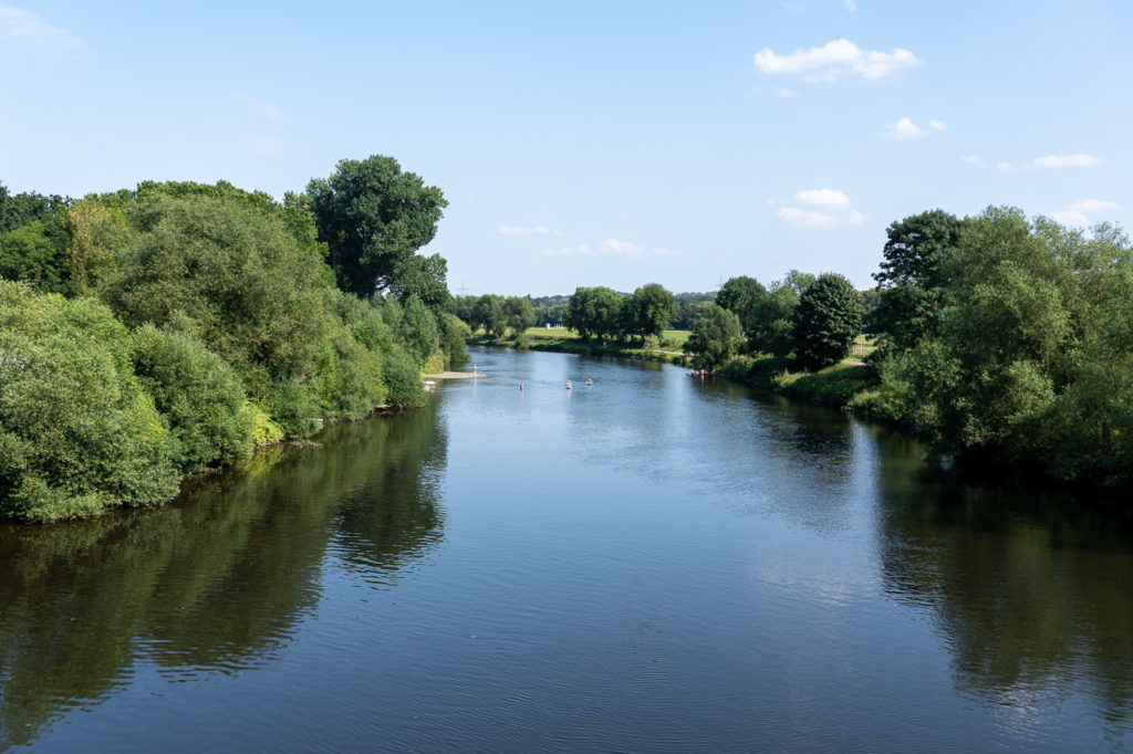 Ruhr nearby Horst