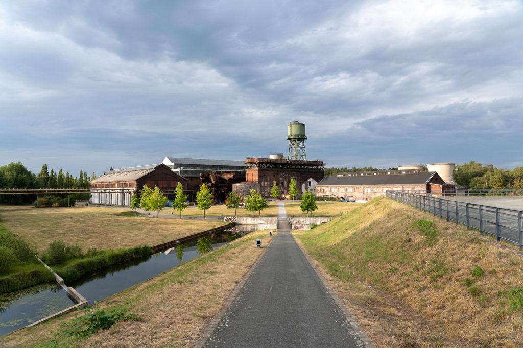 Jahrhunderthalle, Bochum