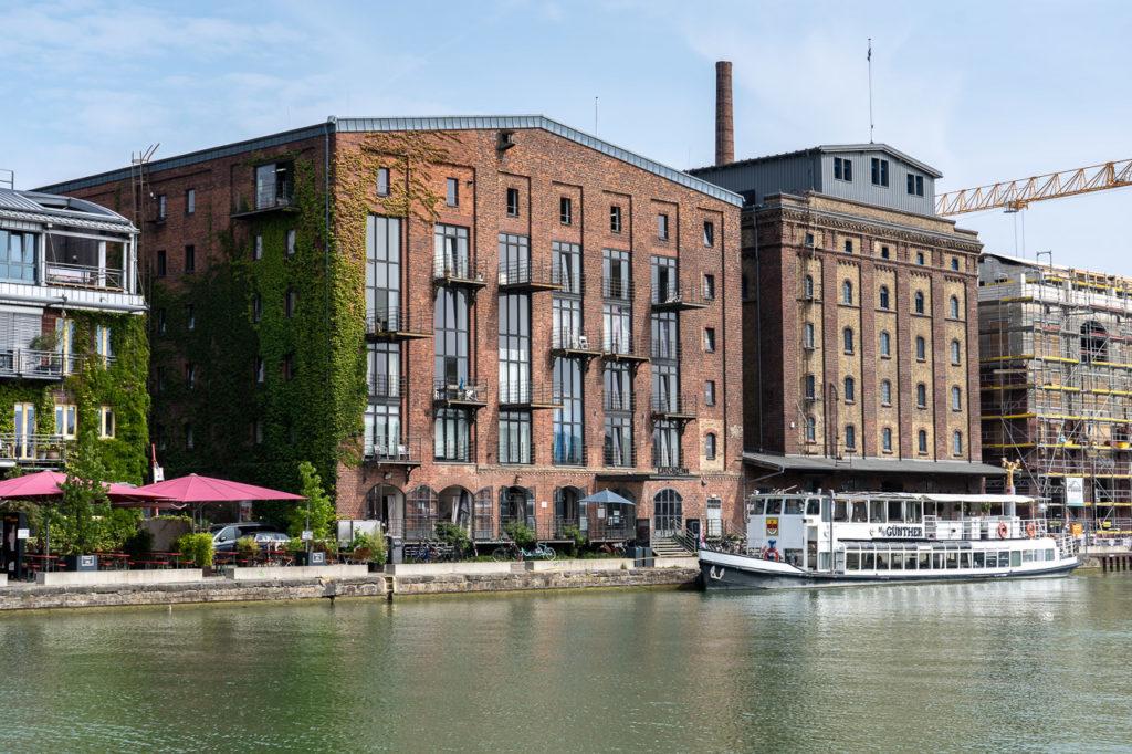 Kreativkai, Hafen Münster