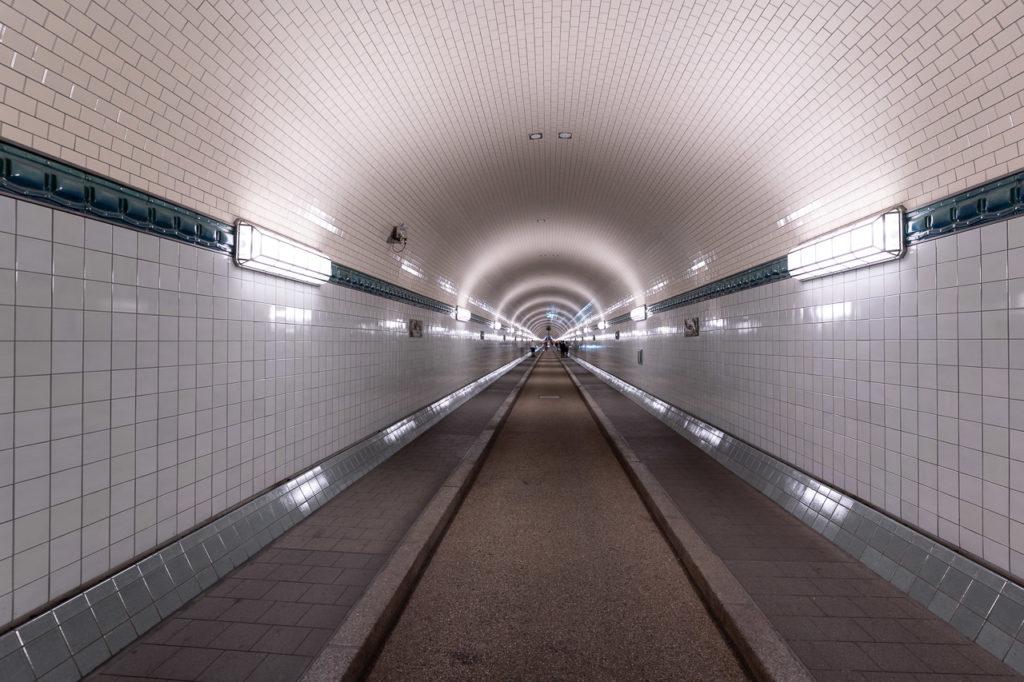 St. Pauli-Elbtunnel, Hamburg