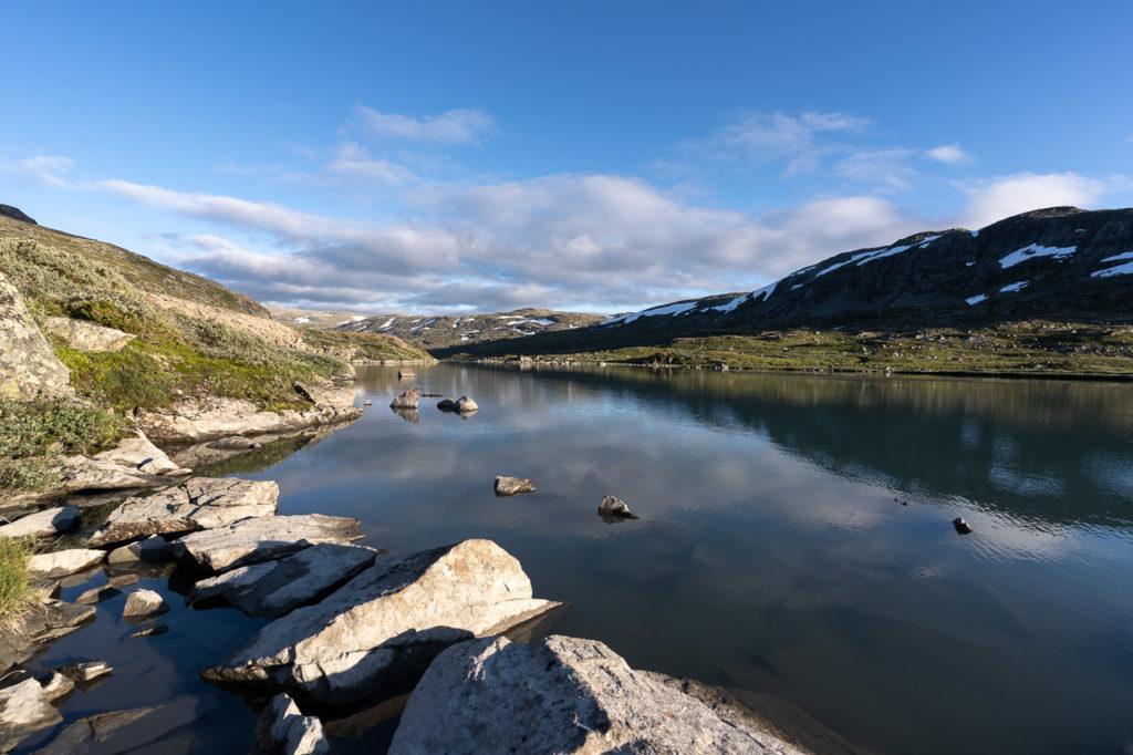 Ustekveikja on Hardangervidda