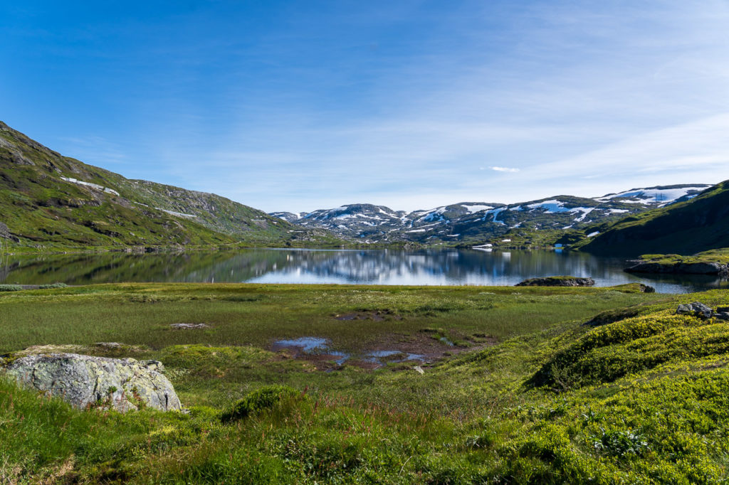 Nedre Grøndalsvatnet