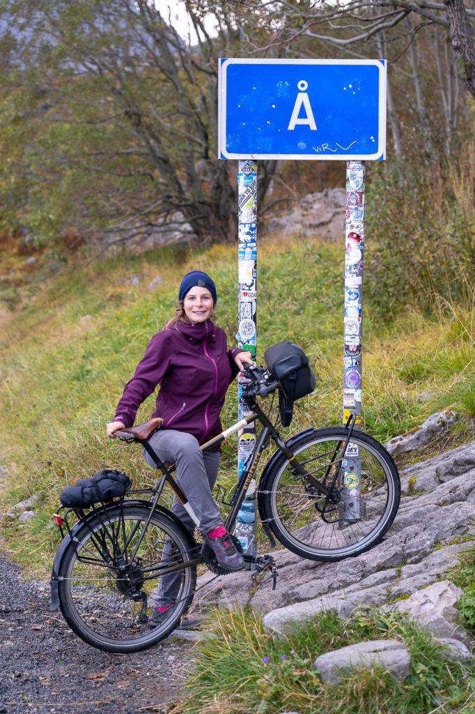 Johanna at Å