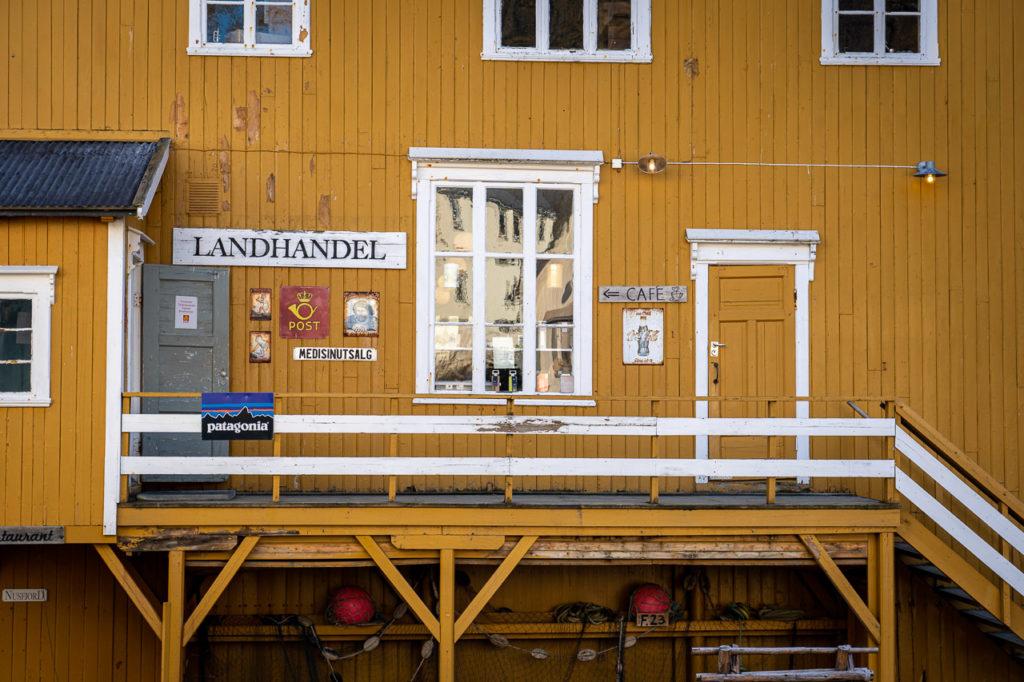 Nusfjord Landhandel