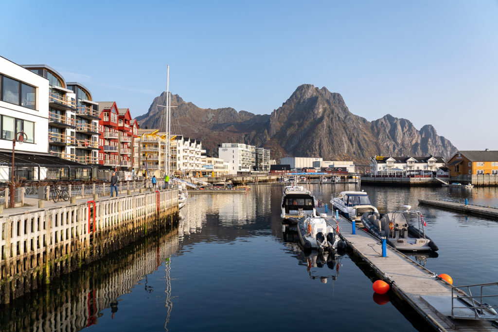 Svolvær harbour