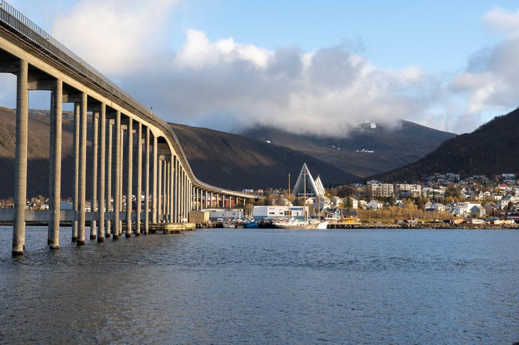 Tromsøbrua & Arctic Cathedral, Tromsø
