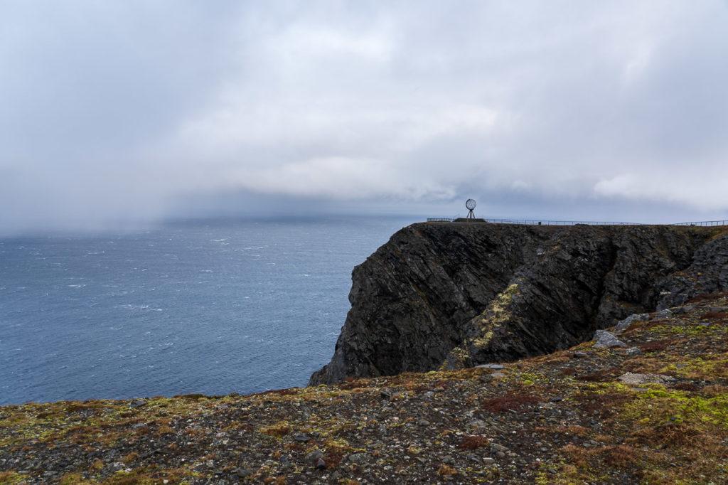 Globe, Nordkapp